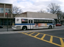 Loida Garcia-Febo on Queens Library promotional campaign on buses